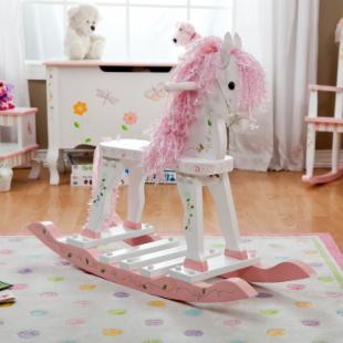 Teamson Kids Princess &amp; Frog Rocking Horse