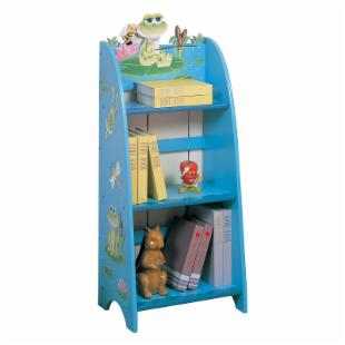 Teamson Kids Frog Bookcase