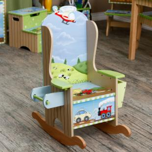 Teamson Kids Transportation Potty Chair