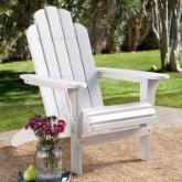  Cape Maye Weathered Adirondack Chair - Antique White