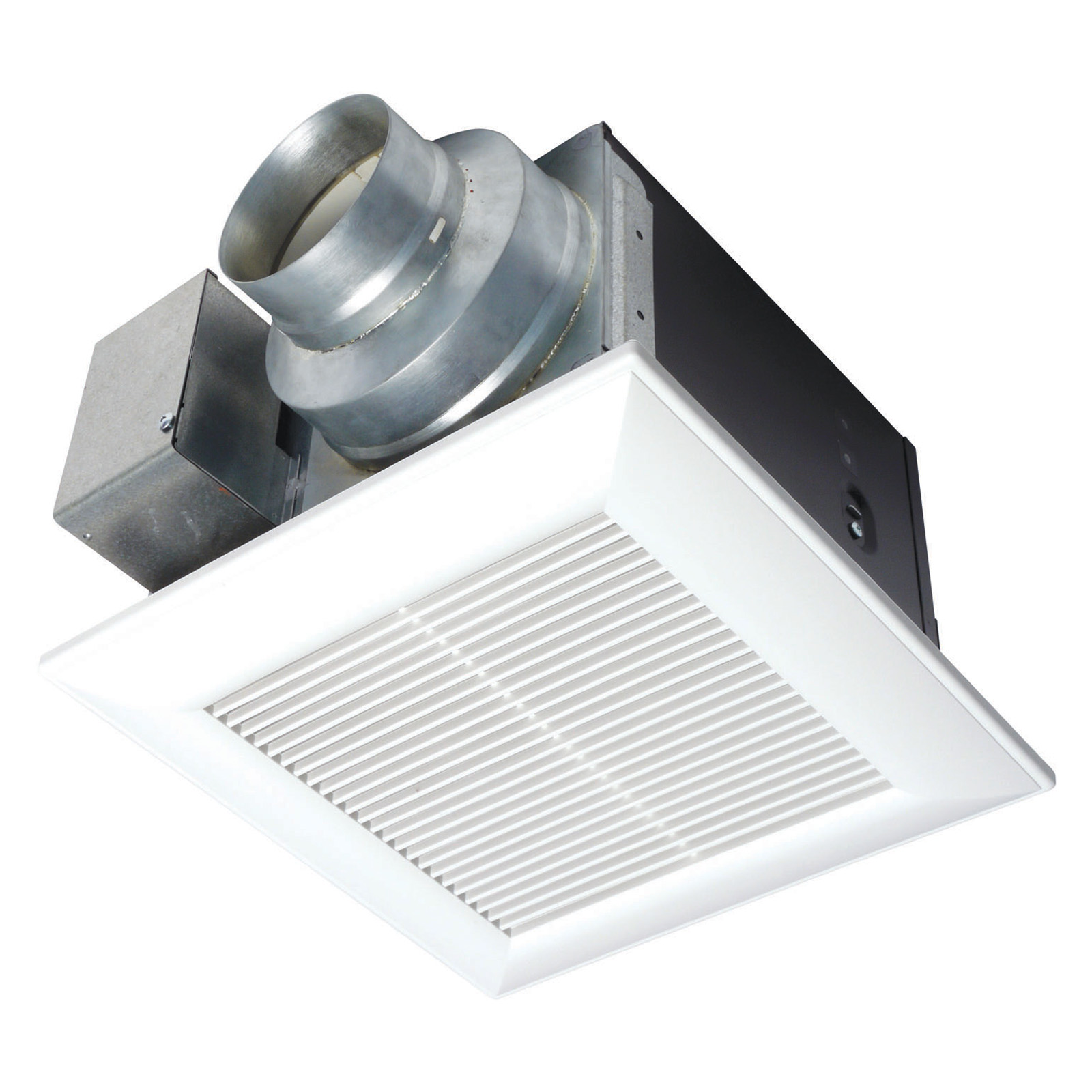 Mountable Exhaust Fan : Panasonic whisperceiling fv vq ceiling mount bathroom