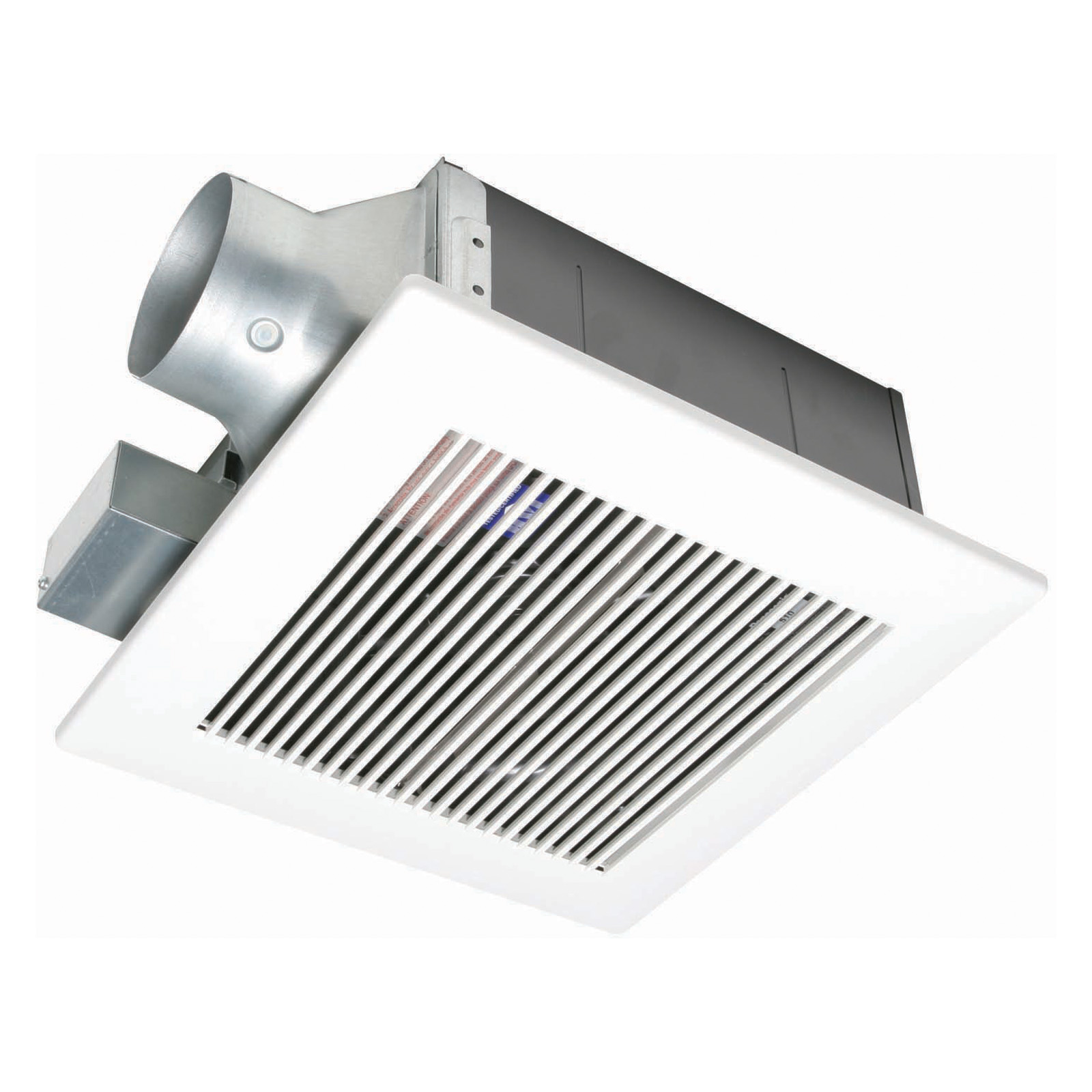 Mountable Exhaust Fan : Panasonic whisperfit fv vf ceiling mount bathroom fan