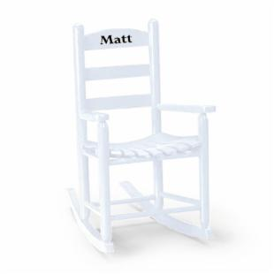 FREE Personalization!! Kids Rocking Chair