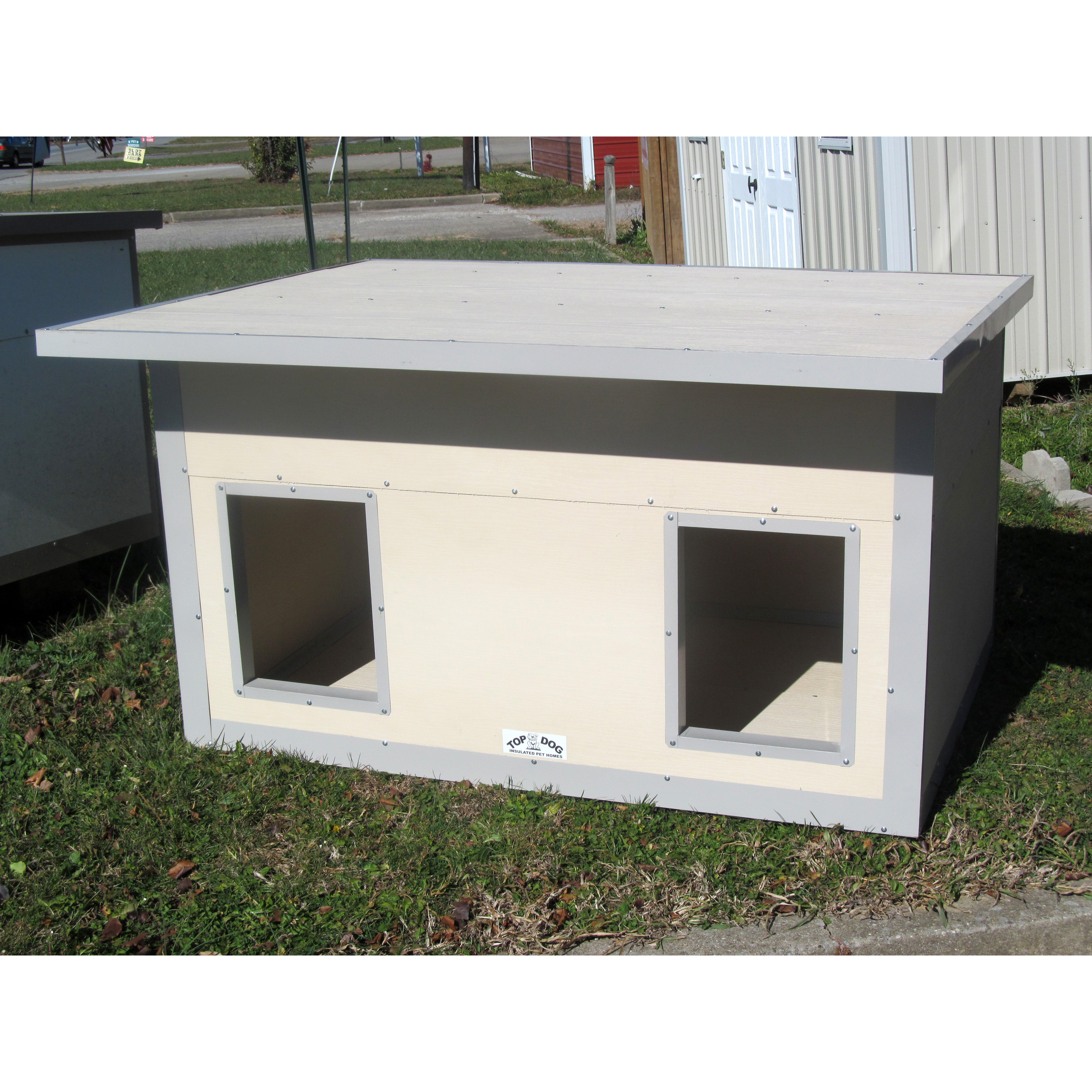 Insulated Dog House For Sale Mastertop004jpg