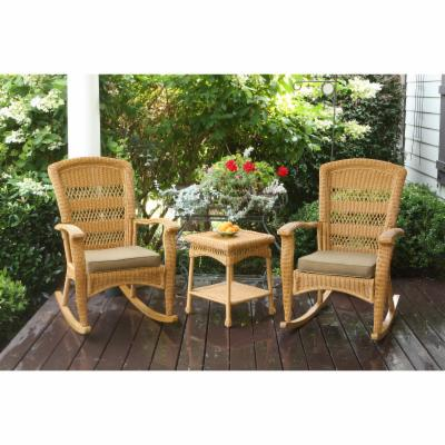 Tortuga Outdoor Portside Plantation Rocker Set