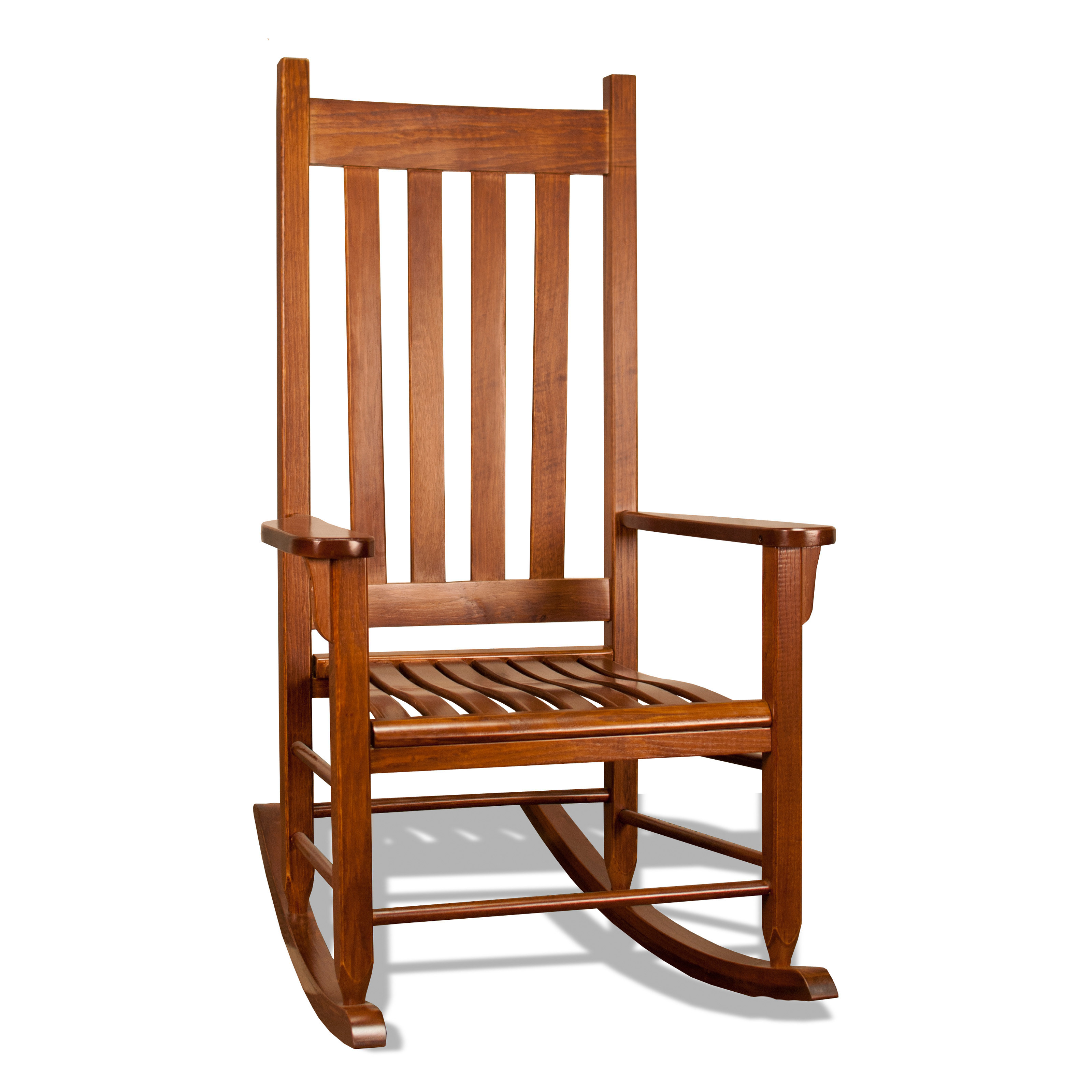tortuga outdoor traditional wooden rocking chair at hayneedle