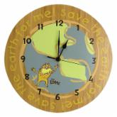  Dr. Seuss The Lorax Wall Clock - 11 in. diam.