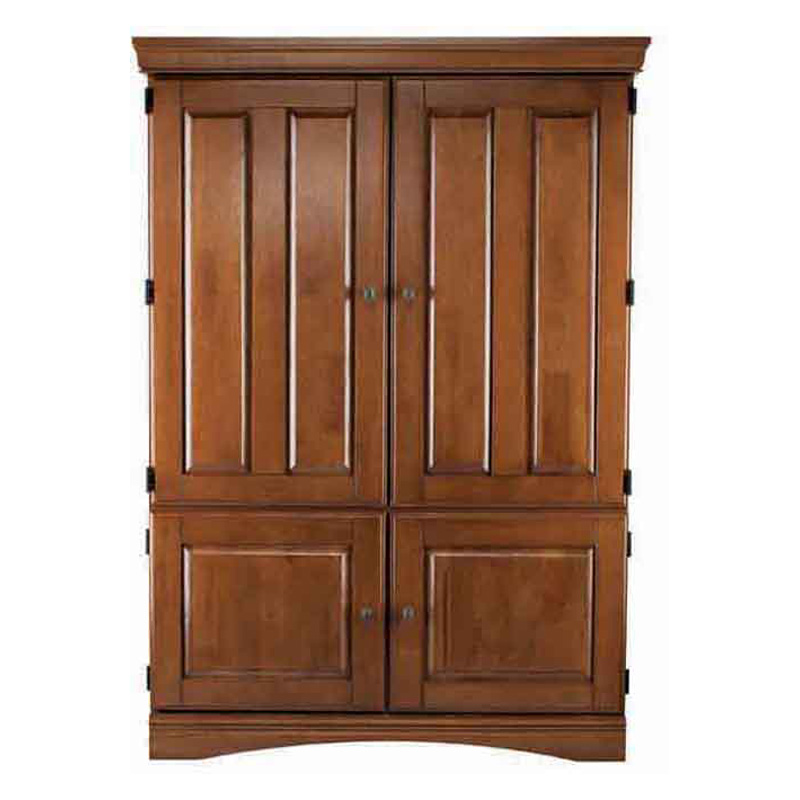 Homestyles premium 38 in tv armoire at hayneedle for Armoire penderie style japonais