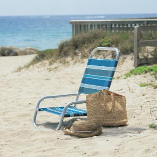Sun and Sand Beach Chair - Set of 6