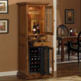 Tresanti Meridian Dual Zone 18 Bottle Wine Cooler