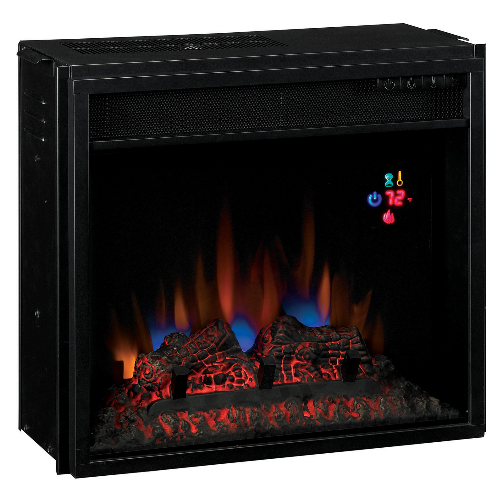 Classic Flame 18 In Electric Fireplace Insert With