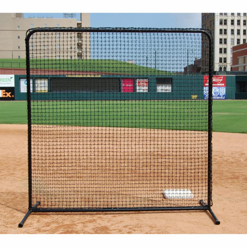 Trigon Sports ProCage Black Series Fungo Screen Replacement Net