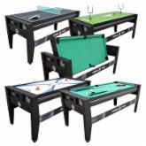  Triumph Sports 72 in. 4-in-1 Rotating Game Table