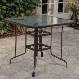 Rioja Balcony Height Outdoor Dining Table