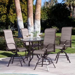 Del Rey Balcony Height Dining Set