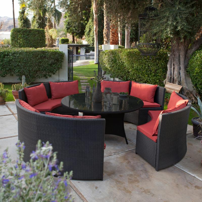 Popular Terrace Living Company Patio Dining Sets Recommended Item
