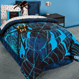 Animal Planet World of Spiders Comforter Set