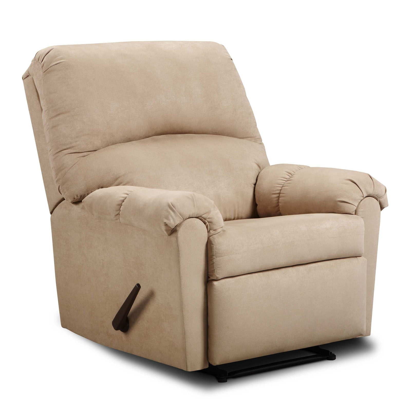 Simmons Victory Lane Microfiber Wall Hugger Recliner