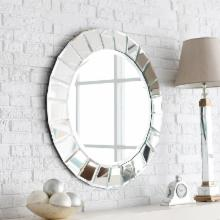 Fortune Venetian Mirror - 34 diam. in.