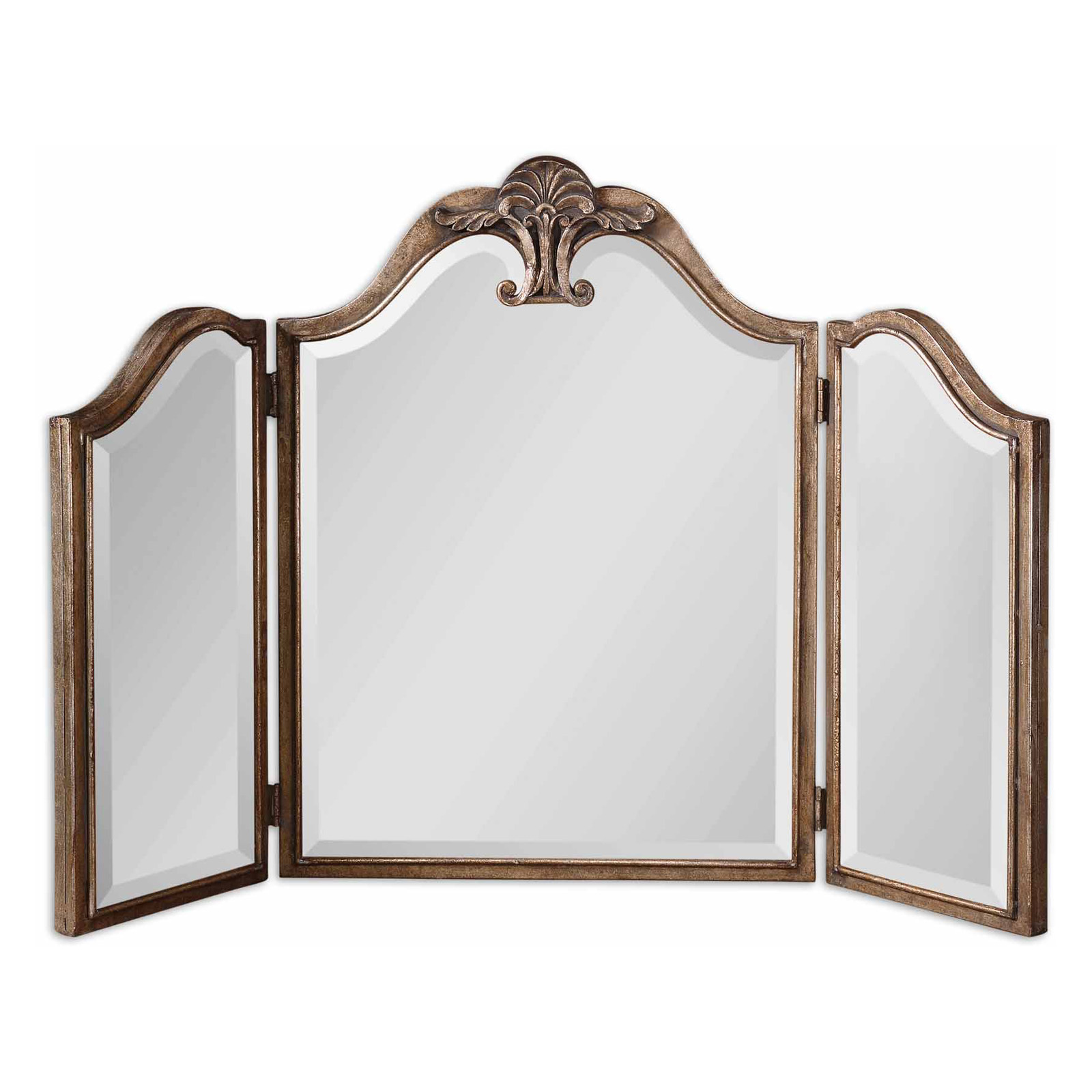 Tri Fold Wall Mirror tri fold bathroom vanity mirrors » home decoration