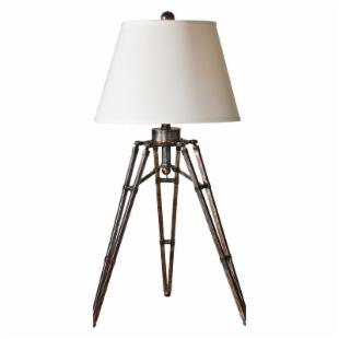 Uttermost Tustin Table Lamp - 33.75 in. Oxidized Bronze