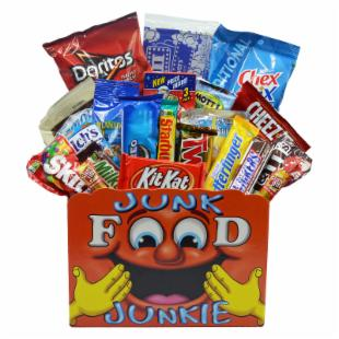 Nikki's by Design Sweet Tooth Galore Gift Basket