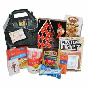 Get Well Care Package Gift Box