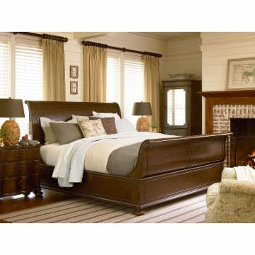Paula Deen River House Sleigh Bed River Bank