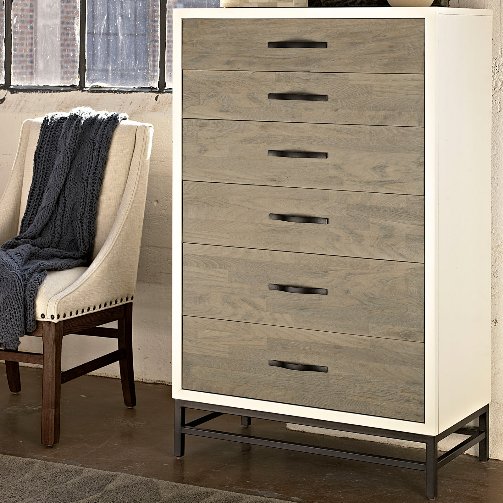 Universal Furniture Spencer 6 Drawer Chest Dressers At Hayneedle