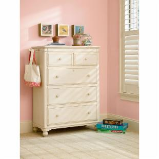 Paula Deen Gals 5 Drawer Chest