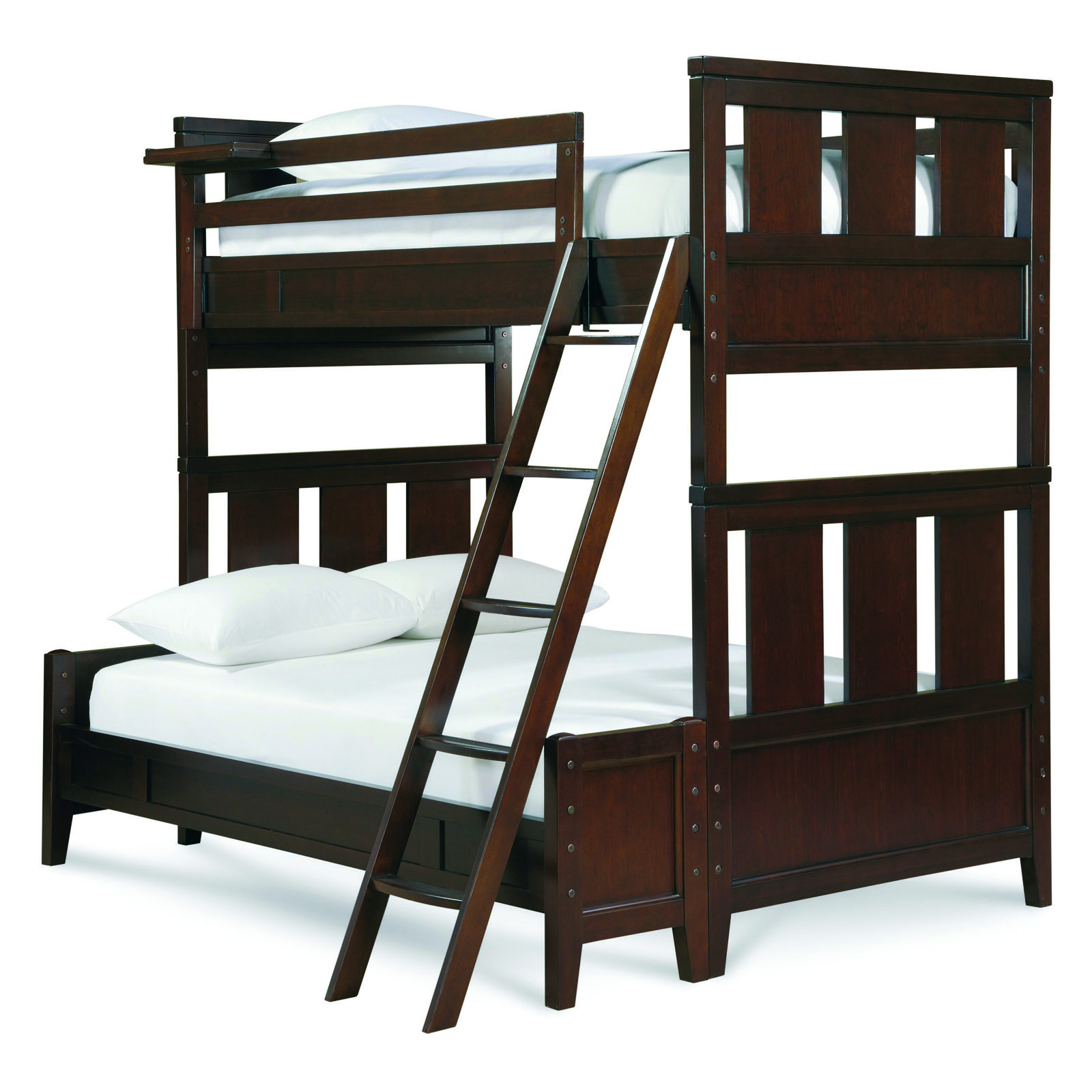 smartstuff free style twin over full bunk bed at hayneedle. Black Bedroom Furniture Sets. Home Design Ideas