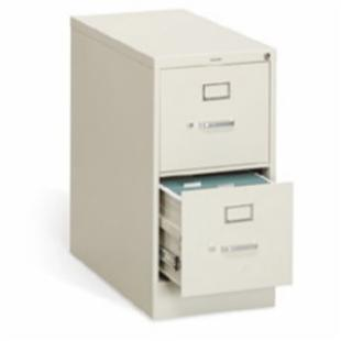 Hon 312 Series 2-Drawer Vertical Filing Cabinet