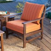  Cabos Collection Outdoor Club Chair