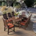Cabos Collection Extension Patio Dining Set - Seats up to 8