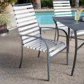  Madison Strap Dining Chair - Set of 4