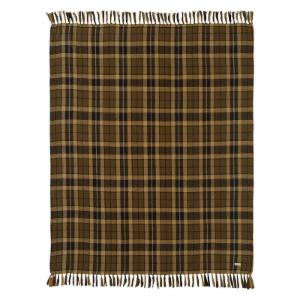 Tea Cabin Woven Throw by VHC Brands