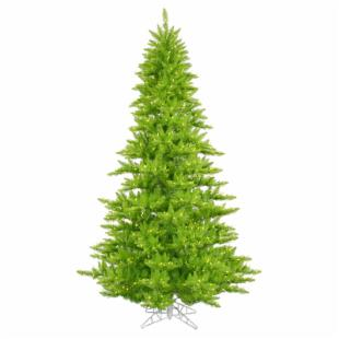 Vickerman Lime Fir Pre-lit Christmas Tree
