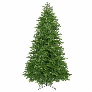 8.5 ft. Norfolk Full Pre-lit Christmas Tree