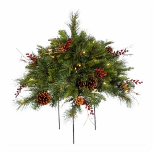 Vickerman 1.5 ft. Cibola Berry Bush