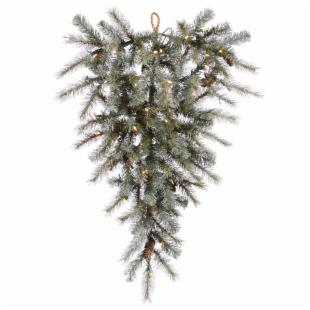 Vickerman 48 in. Frosted Sartell Teardrop