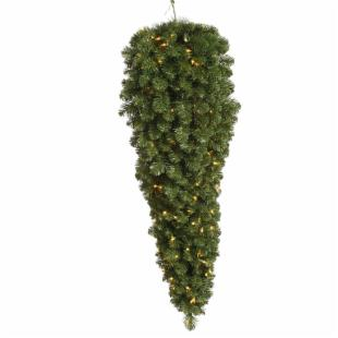 Vickerman 36 in. Pre-Lit Grand Teton Teardrop