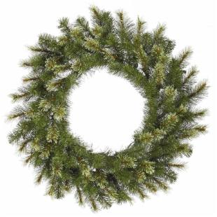 Vickerman 36 ft. Jack Pine Wreath