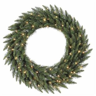 Vickerman 48 in. Camden Fir Wreath