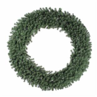 Vickerman 72 in. Douglas Fir Unlit Christmas Wreath