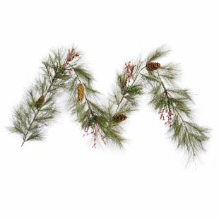 9 Foot Jack Pine Garland