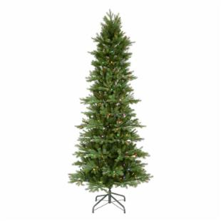 Tustin Slim Fraiser Pre-lit LED Christmas Tree