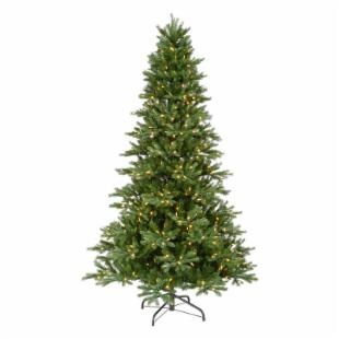 Tustin Fraiser Pre-lit LED Christmas Tree