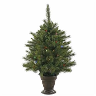 Vickerman 3.5 ft. Cashmere Pre-Lit Tree