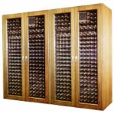 Vinotemp 1400G Four Glass Doors 880 Bottle Wine Cabinet