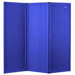 Versare FP6 Three Panel Room Divider - 6W x 6H ft.